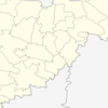 Map Of Maharashtrashowing Location Of Udgir