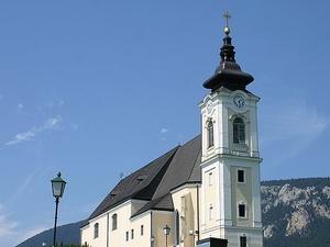 Maria Kirchbüchl Pilgrimage Church
