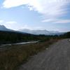 Marias Pass At Glacier - USA