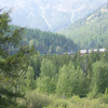 Marias Pass - Glacier - USA