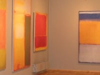 Mark Rothko Exhibition Hall