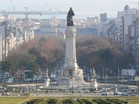 Marques de Pombal Square