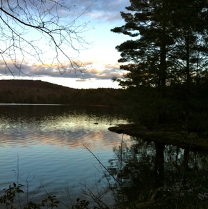 Mashapaug Lake