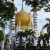Masjid Ubudiah Mosque In Kuala Kangsar