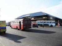 Matara Bus Station