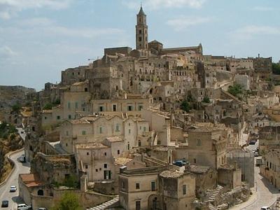 The Sassi Di Matera
