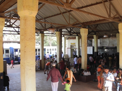 Matheran Train Station