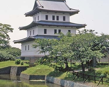 Matsumae Castle