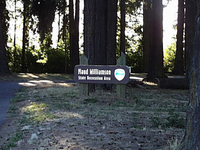 Maud Williamson State Recreation Site