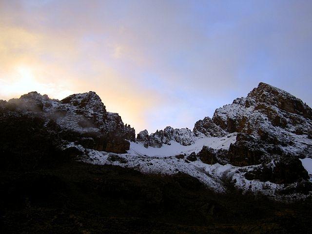 Mount Kilimanjaro Climbing Photos