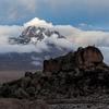 Mawenzi Kilimanjaro Peak - Tanzania