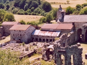 Mazan Abbey