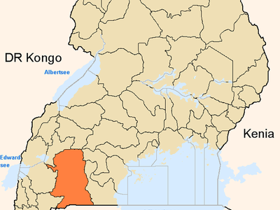 Mbarara  District  Uganda