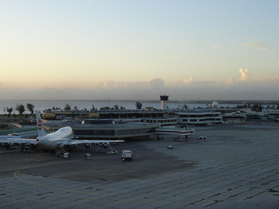 Las Amricas International Airport