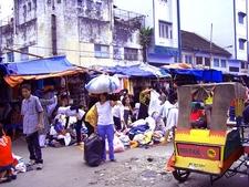 Medan Sumatra - Market View
