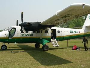 Meghauli Airport