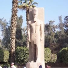 Statue Of Rameses II