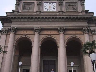 Mendrisio   Church Of Mendrisio