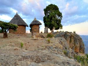 Northern Ethiopia, Denakil Depression & SMNP trekking Photos