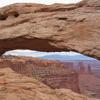 Mesa Arch Trail - Canyonlands - Utah - USA