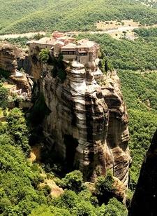 Meteora - Holy Trinity Monastery