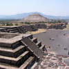 Mexico Sun Moon Pyramid