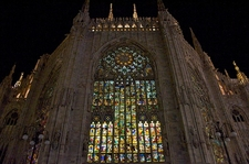 Milan Cathedral View