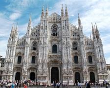 Milan Duomo From Front