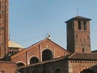 Basilica of Sant Ambrogio