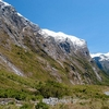 Milford Road Highway In Fiordland - Southland NZ