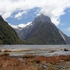Milford Sound Foreshore & Mitre Peak
