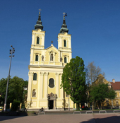 Mindszent Parish Church
