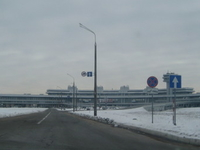 Minsk Intl. Airport