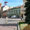 Miskolc City Hall Square