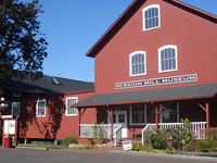 Mission Mill Museum