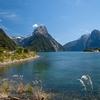 Mitre Peak From Jamestown - Southland NZ