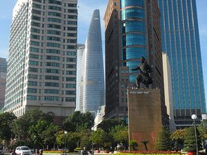 Half Day Cyclos and Markets from Hotel Inside Ho Chi Minh City Only Photos