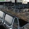Waiting Room Amado Nervo Airport
