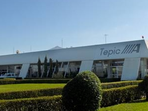 Amado Nervo National Airport