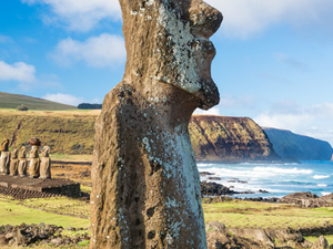 Santiago and Easter Island 7 Days Photos