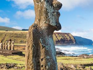 Santiago and Easter Island 6 Days Photos
