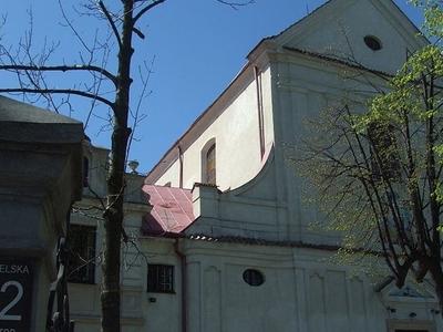 Monastic Church St. Wawrzynca Lubartów Poland