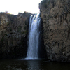 Mongolia Waterfalls - Orkhon Waterfall