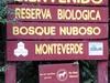 Monteverde Entrance