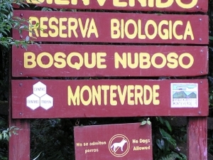Monteverde Cloud Forest Preserve