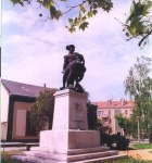 Monument of the First World War