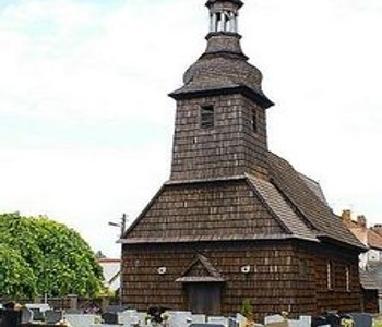 Monumental Wooden Church of St.Valentine