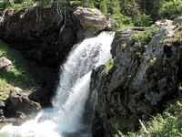 Moose Falls