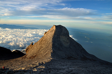 Morning In Mount Kinabalu