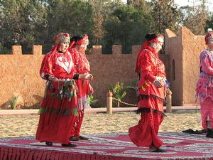 Moroccan Fantasia Dinner with show in Agadir Photos